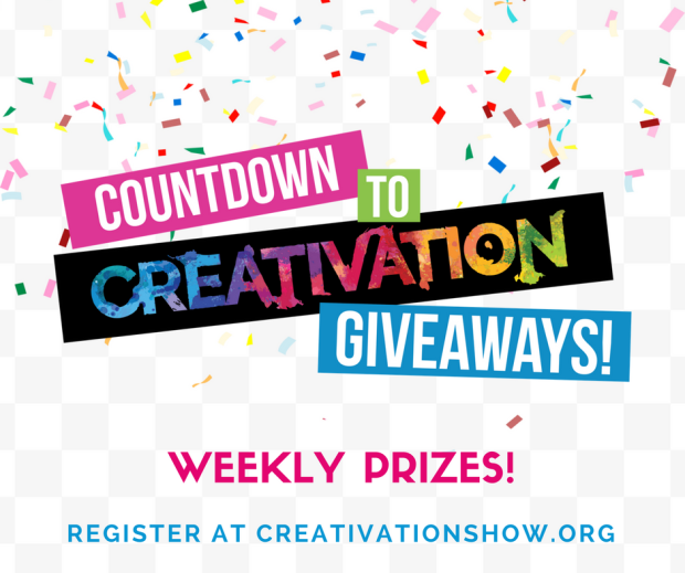 countdowntocreativationgiveaways