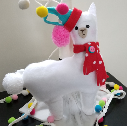 christmasllama