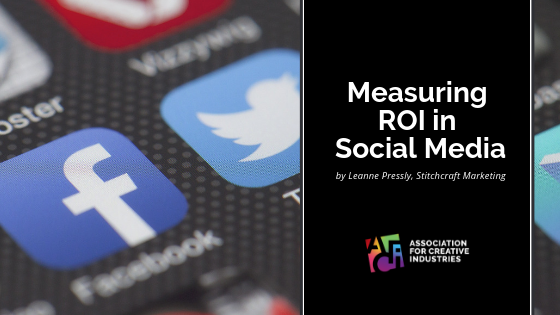 MEASURING ROI IN SOCIAL MEDIA
